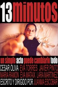"Cartel de ""13 minutos"""